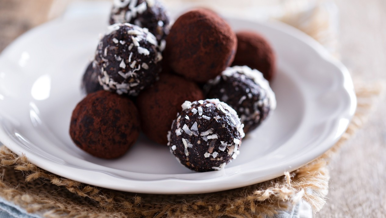 Death by Chocolate Soul November Balls
