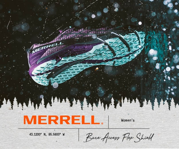 Women's Merrell Bare Access Flex Shield
