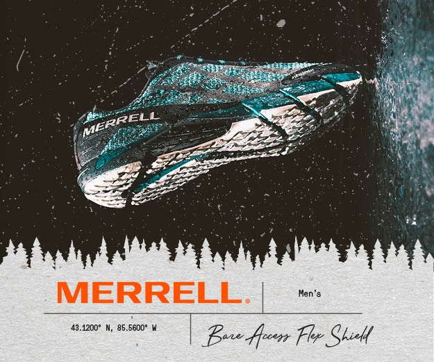 Men's Merrell Bare Access Flex Shield